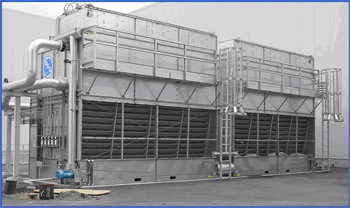 Closed Circuit Cooling Towers